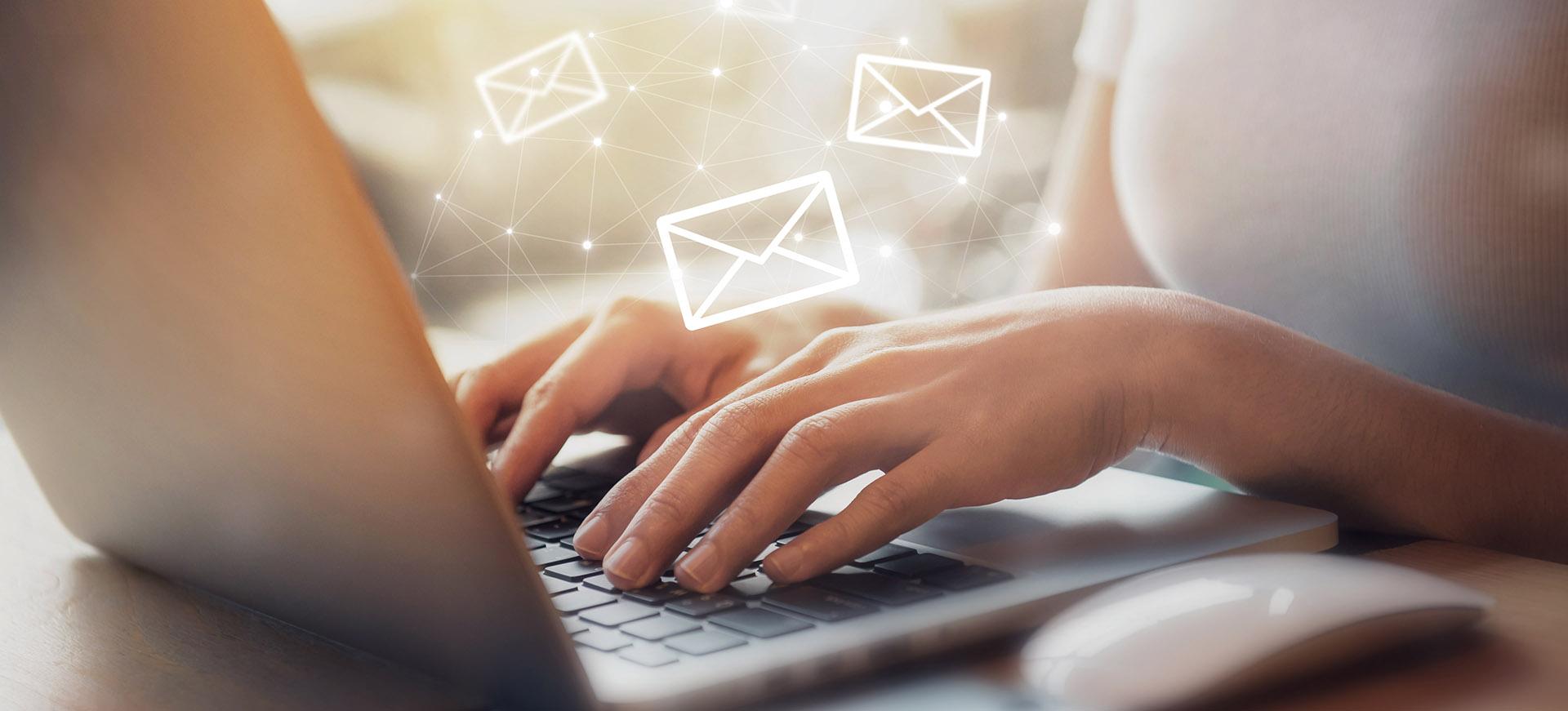 Wat zijn de stappen om de conversiegraad||van uw e-mails te verhogen?