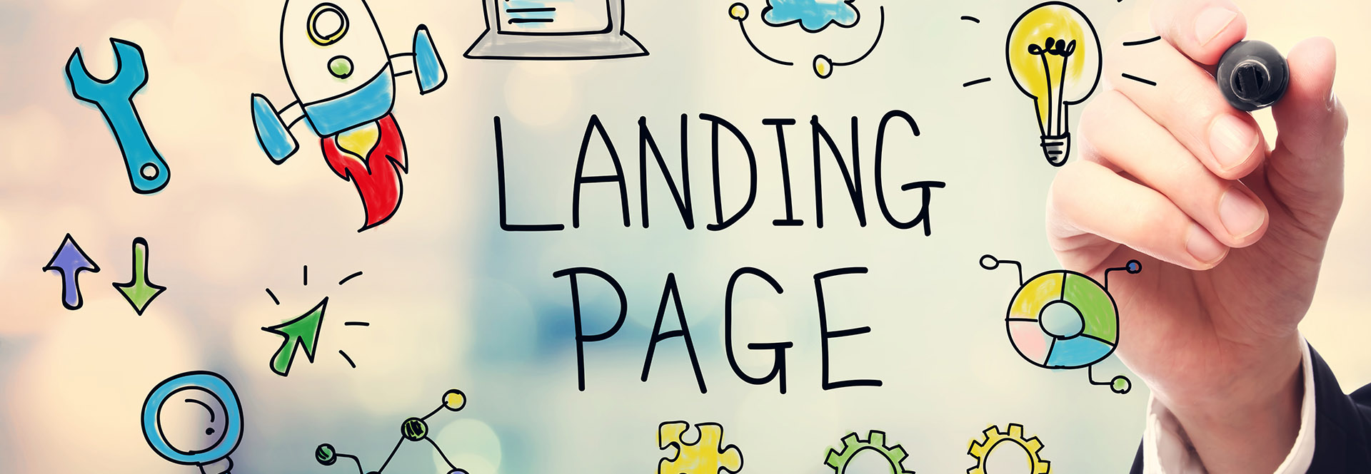 De landing page: een onmisbare ||call to action